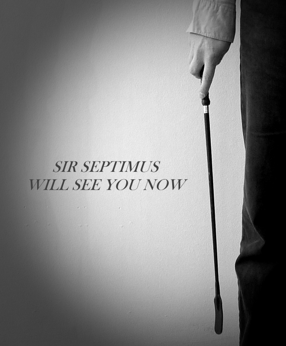 Sir Septimus will see you now